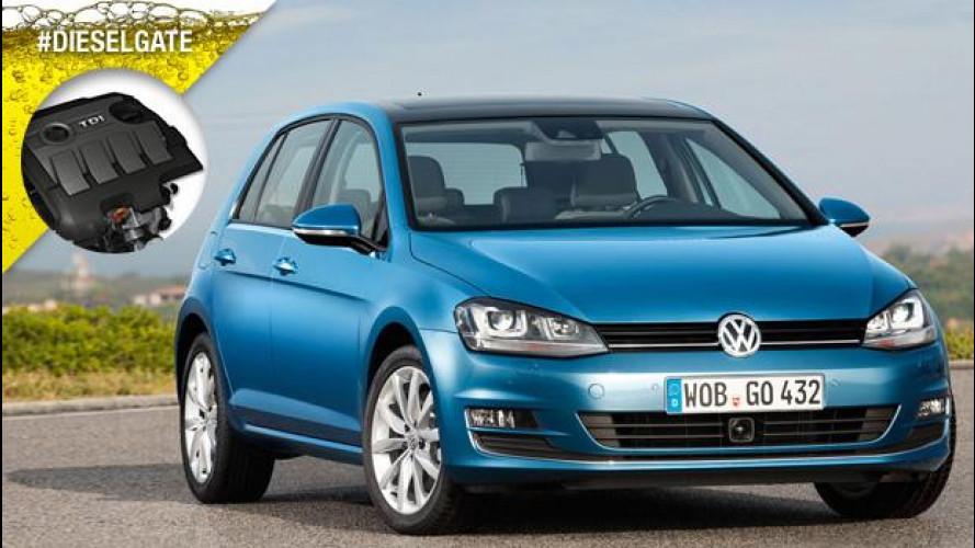 Scandalo emissioni Volkswagen, altre 800.000 auto coinvolte