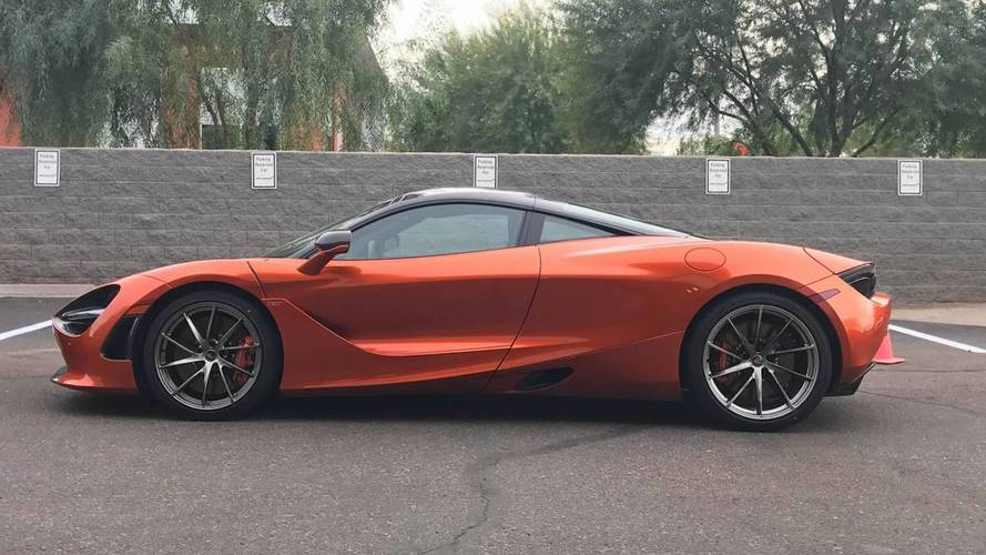 Is This McLaren 720S Really Worth 25 Bitcoins?