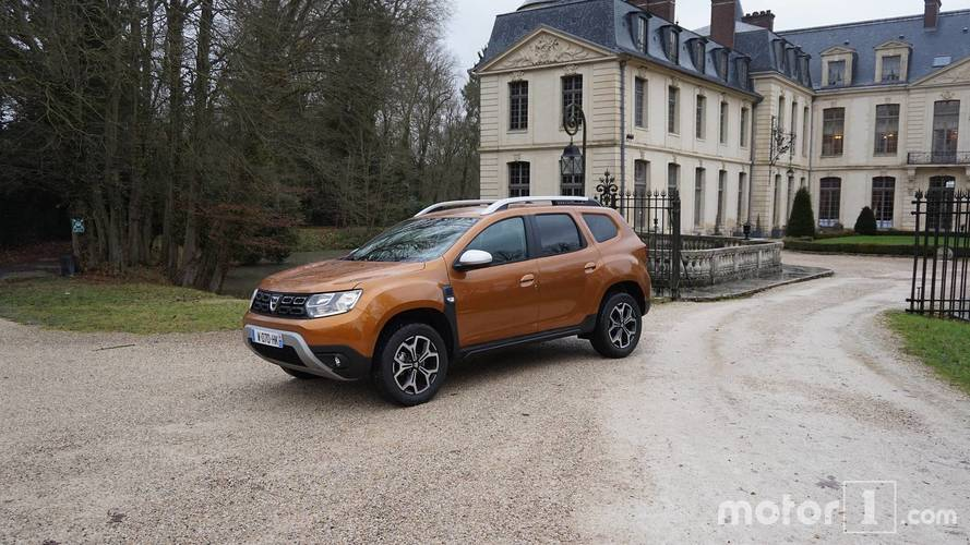 essai dacia duster 2018 s r de ses forces. Black Bedroom Furniture Sets. Home Design Ideas