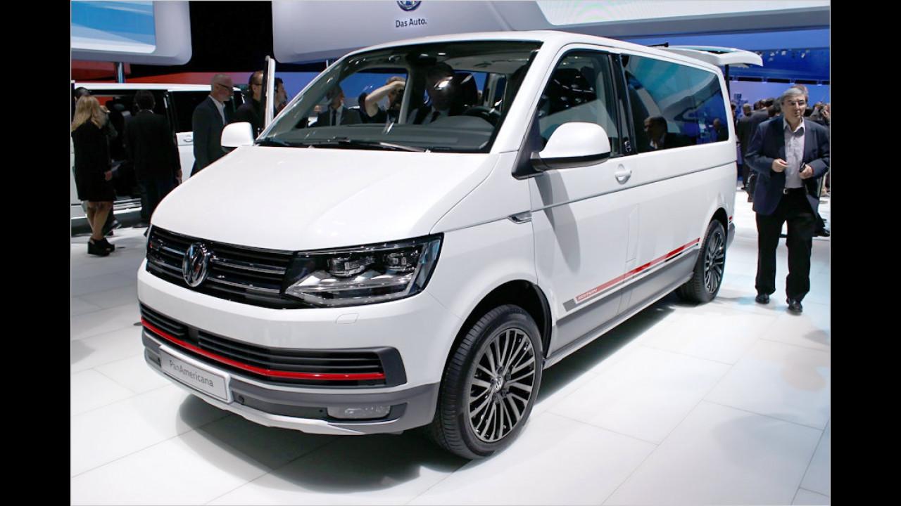 VW T6 PanAmericana