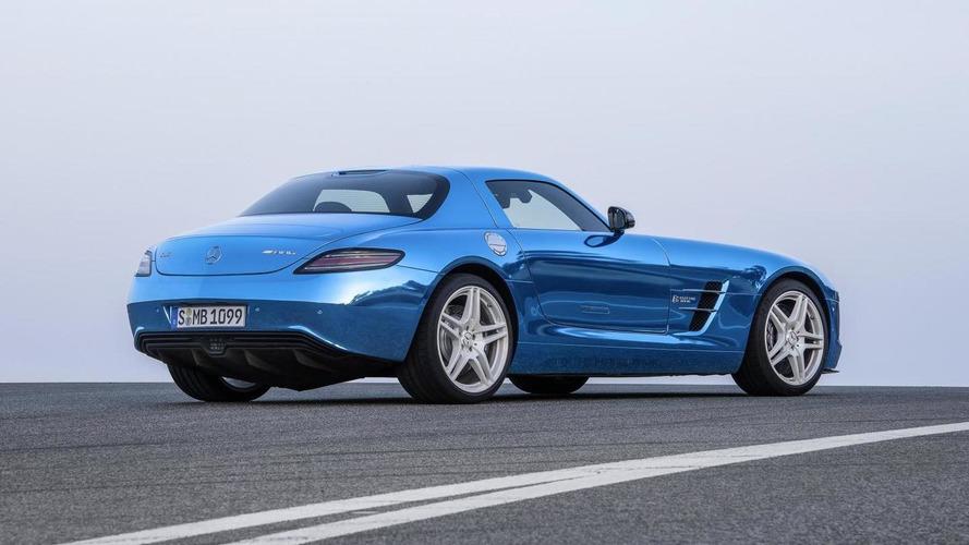Mercedes-AMG boss confirms future all-electric model