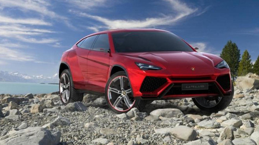 Lamborghini thinking about hybrid Urus