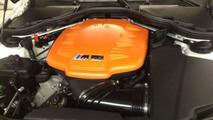 2012 BMW M3 DTM safety car 19.1.2012