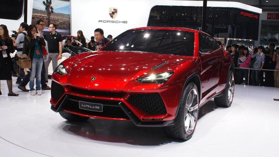 A Lamborghini szerint az Urus nem a Nürburgringre készül