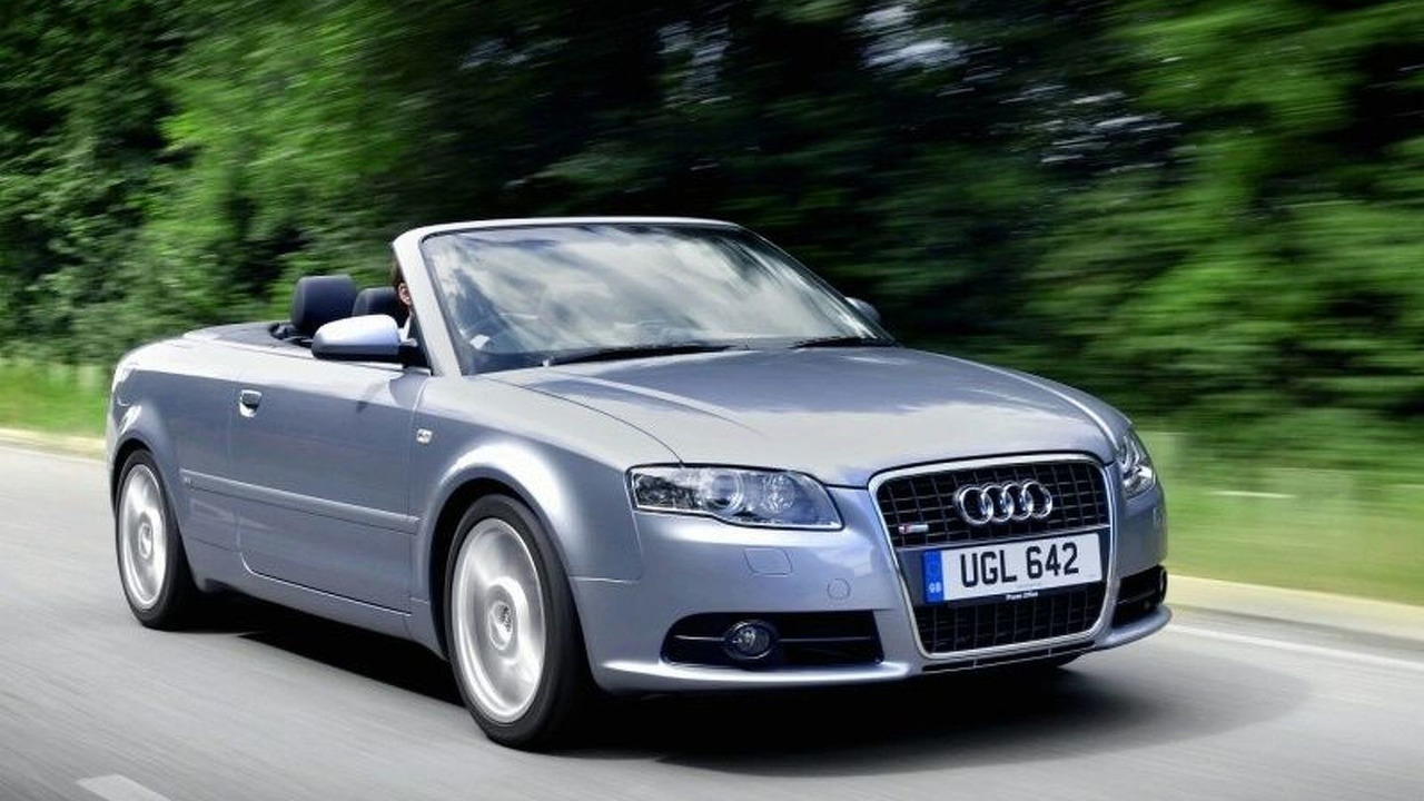 new sports for audi a4 cabriolet motor1
