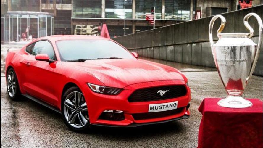 Ford Mustang, tutte vendute in 30 secondi