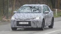 2019 Toyota Auris Wagon Spy Photos