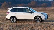Comparativa Subaru Forester 2018 vs. 2016