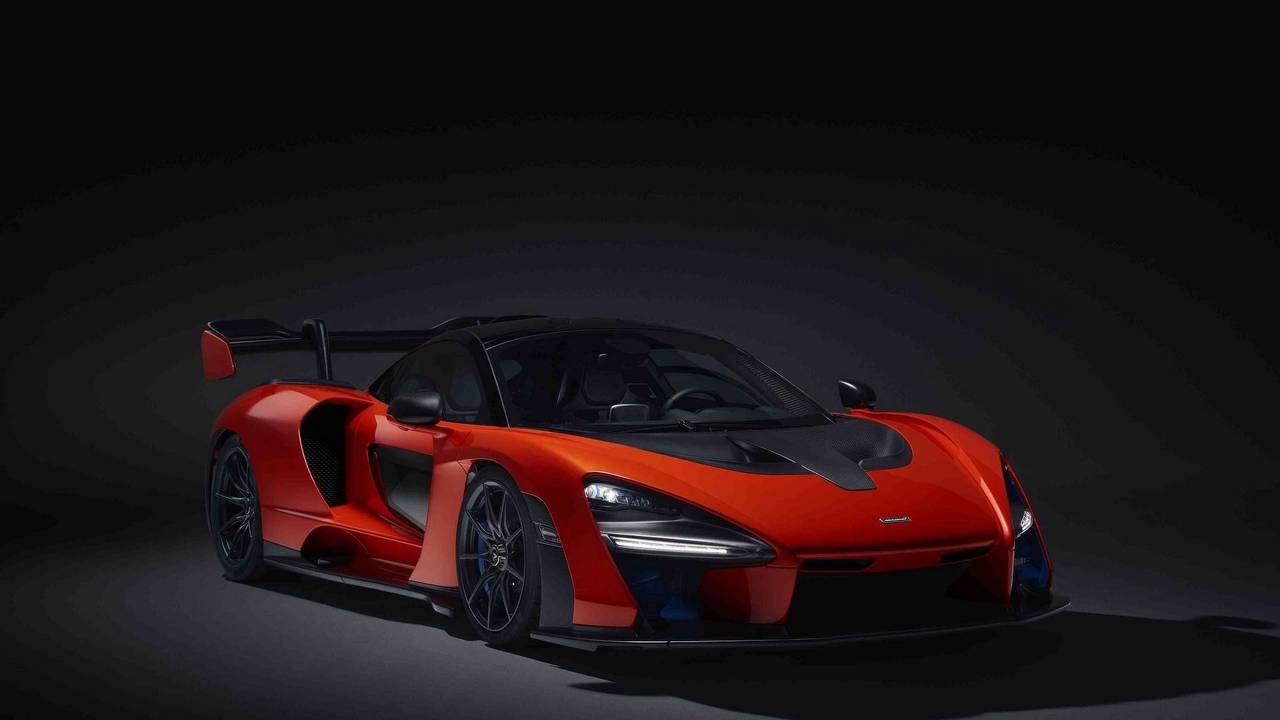 How much does a McLaren cost?