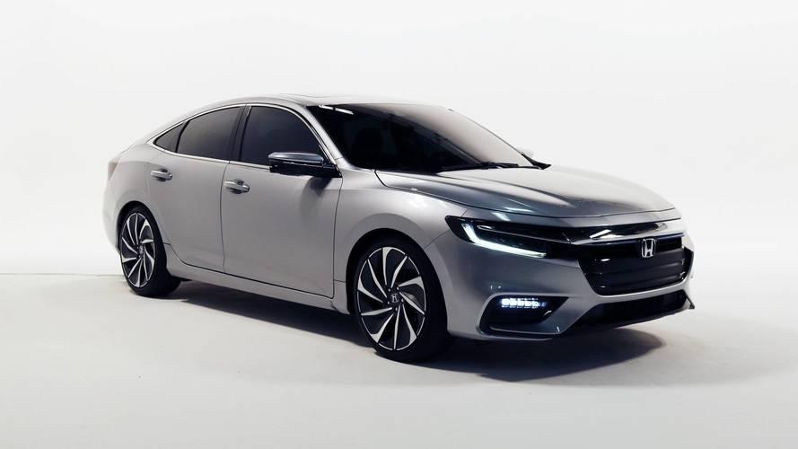 Honda Insight prototipi