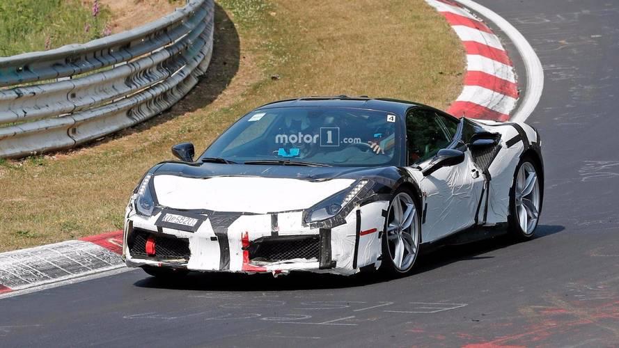 La nouvelle Ferrari 488 GTO va faire très mal