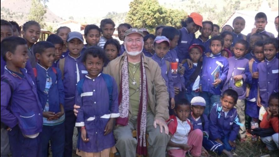 AsConAuto e Maina insieme per i bambini del Madagascar