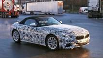 BMW Z4 casus fotoğraflar