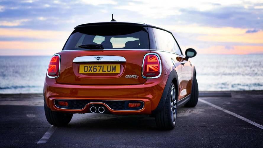 Cheeky facelift for Mini Hatch and Convertible ranges