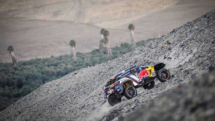 Dakar 2018 : Étape 7 - Sainz encore vainqueur et nouveau leader