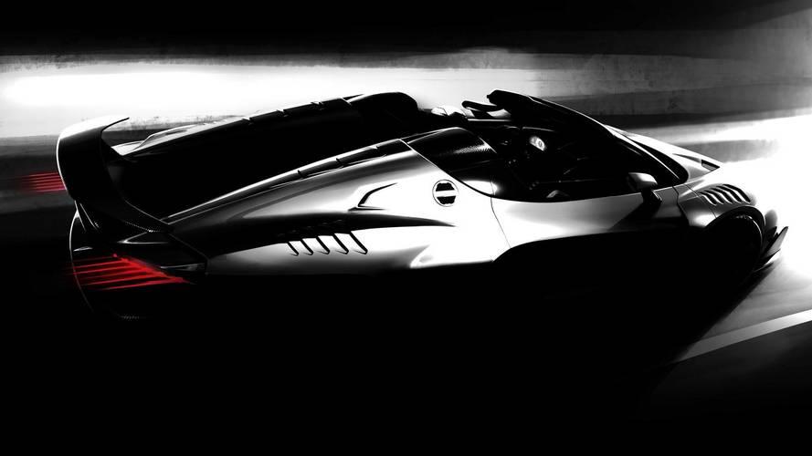 Italdesign Zerouno Roadster'ın fiyatı 1.9 milyon € olacak
