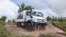 Mercedes Unimog turns 70