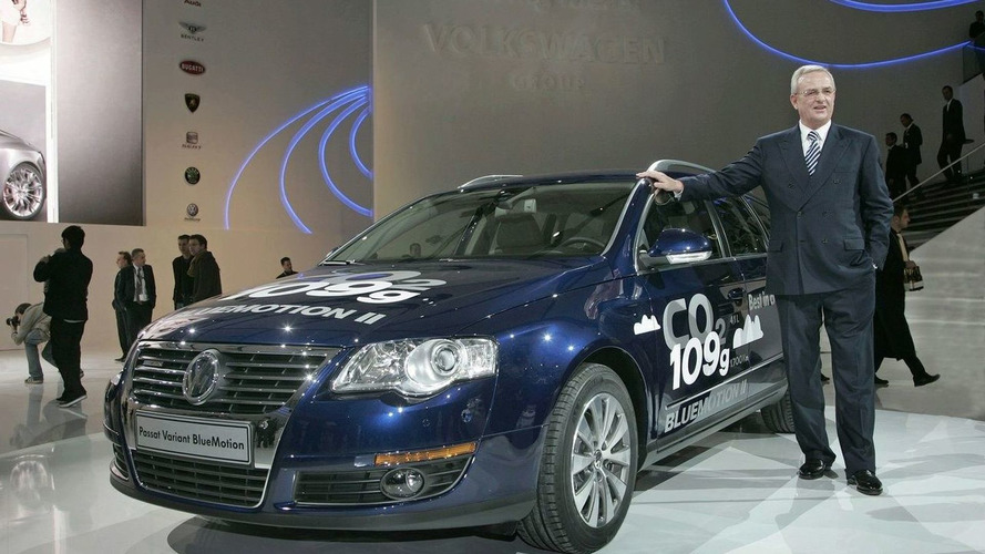 VW Passat BlueMotion II