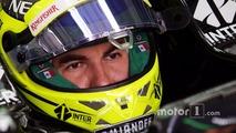 Sergio Perez Force India contract
