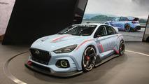 Concept Hyundai RN30 Mondial de l'Automobile