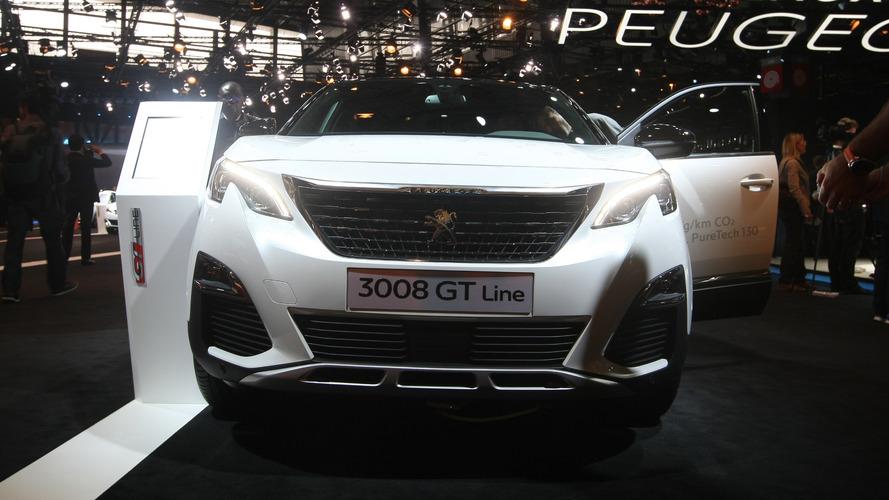 2016 Peugeot 3008 Paris Otomobil Fuarı