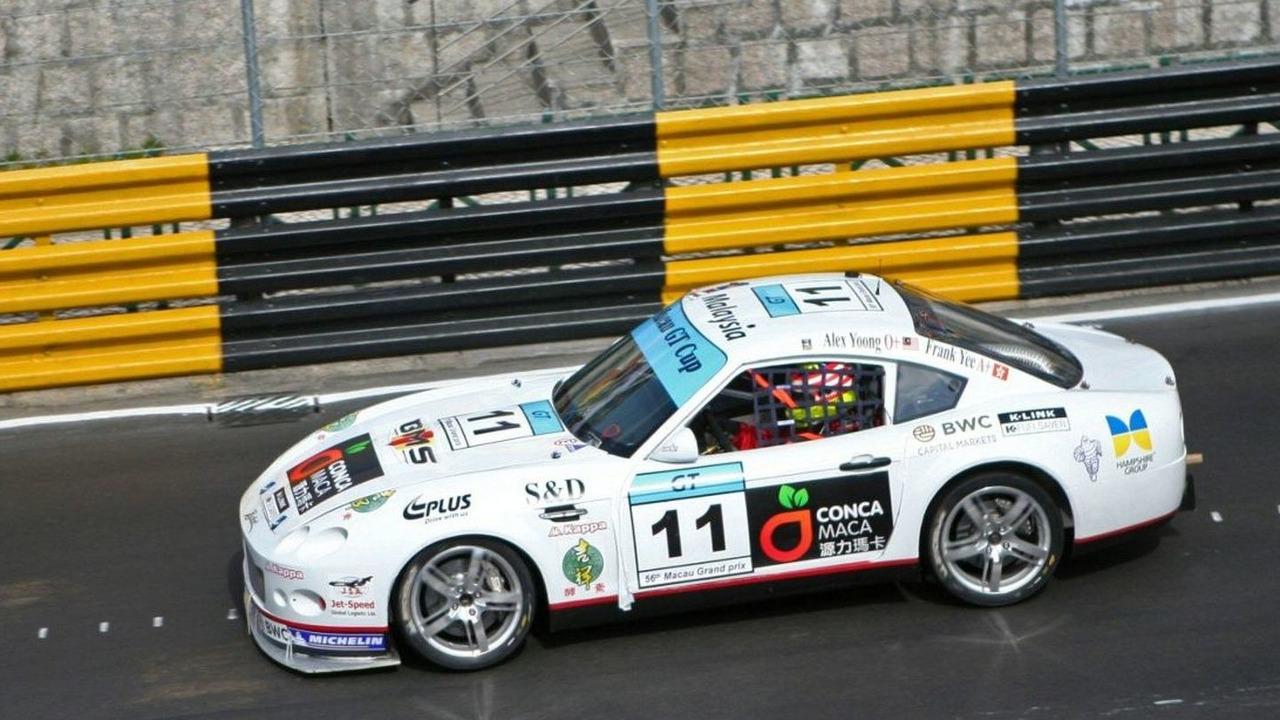 Bufori BMS R1 World Debut at Macau GT Cup