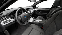 2011 BMW 5-Series with M Sport package first photos surface