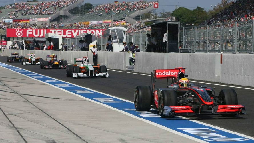 Drivers summoned by Stewards for ignoring yellows