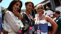 Sugarbabes - Formula 1 World Championship, Rd 6, Monaco Grand Prix, Sunday