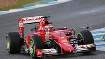 Jerez sees F1 move up a gear for 2015