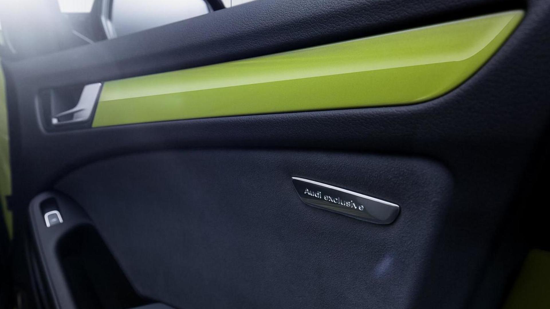 Карты дверей Audi RS4 Avant от Audi Exclusive