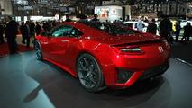 Production Honda NSX live at 2015 Geneva Motor Show