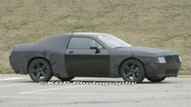 Dodge Challenger Spy Photos