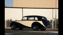 Rolls-Royce Silver Wraith LWB Limousine Mulliner
