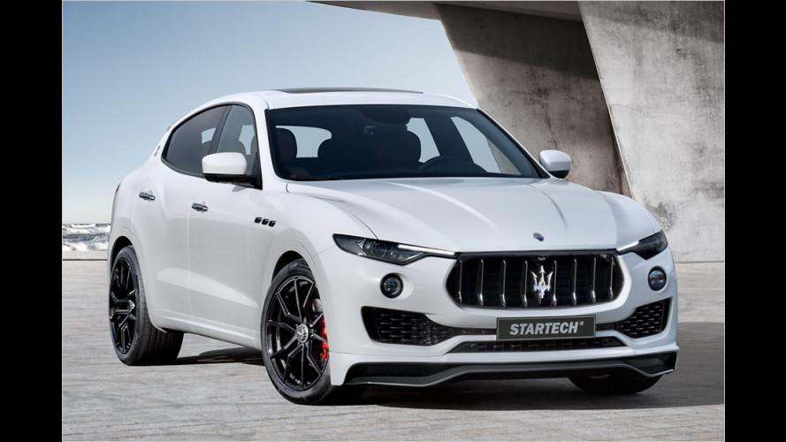 Maserati Levante von Tuner Startech