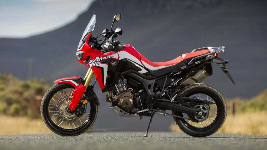 Honda España regala un Pack Travel con la CRF1000L Africa Twin