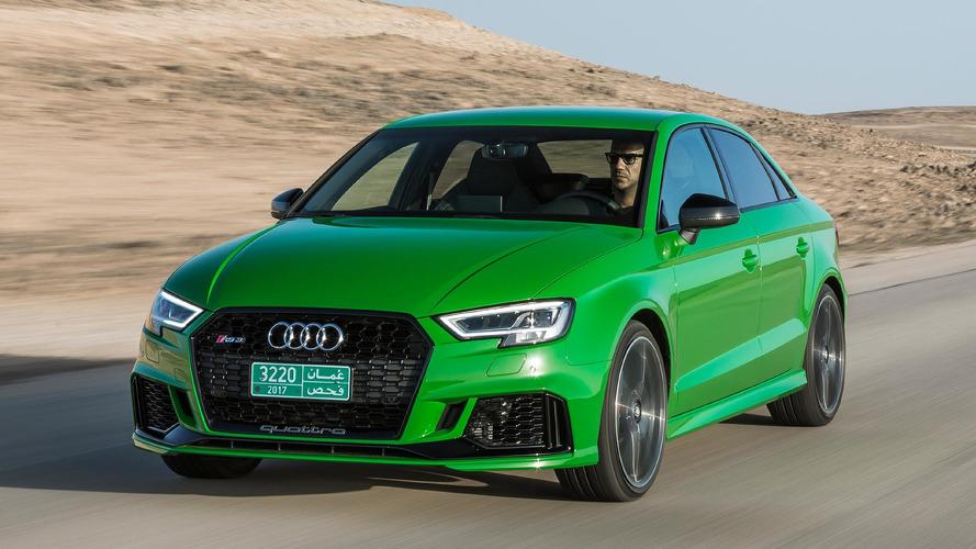 Audi RS3 Sedan 2018 - Primeiras impressões