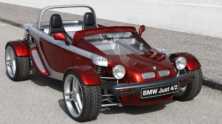 1995 BMW Z21: Concept We Forgot