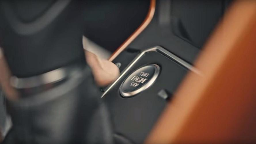 VW Polo teaser