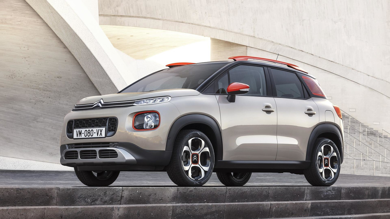 2017 citroen c3 aircross official gallery photo gallery. Black Bedroom Furniture Sets. Home Design Ideas