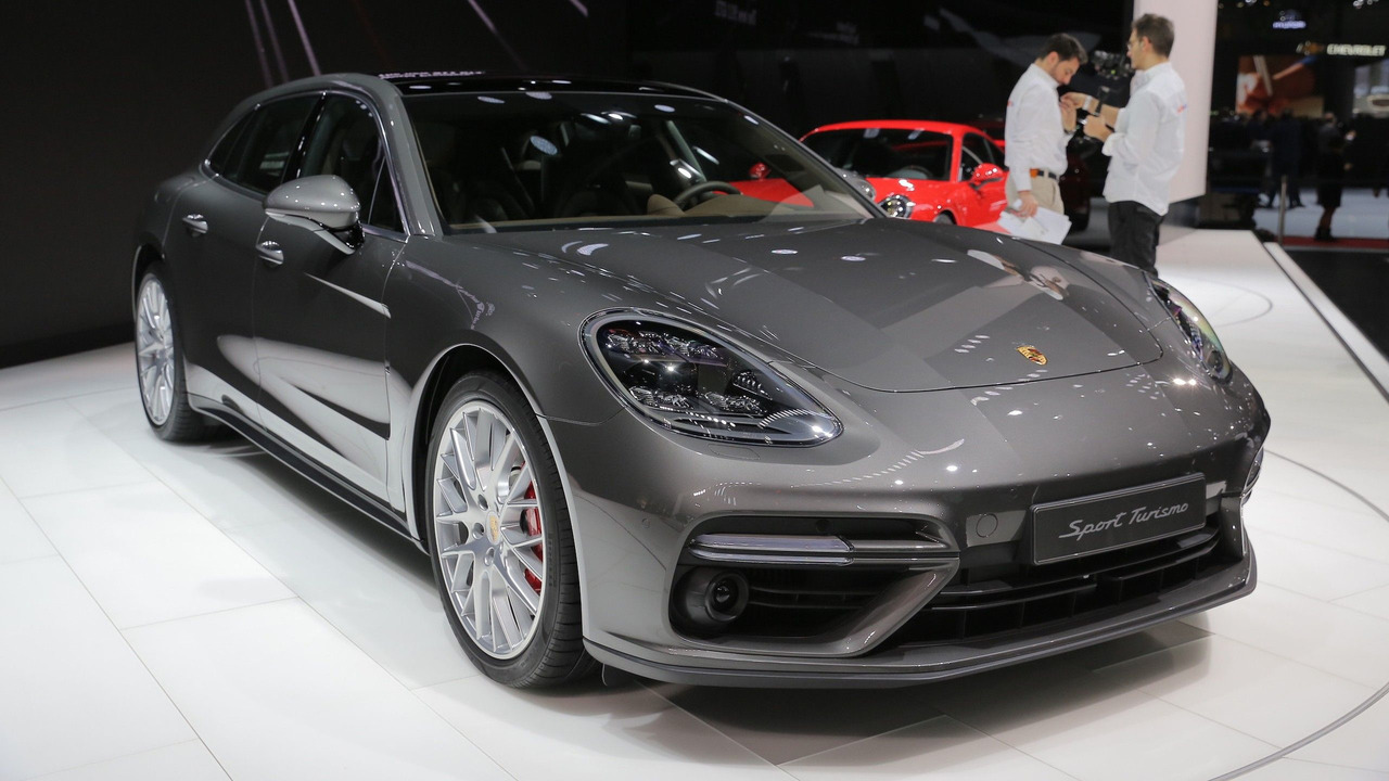 2018 Panamera Sport Turismo Is The Long Roof Porsche Of Our Dreams
