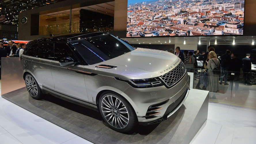 Range Rover Velar 2017: 5 detalles que no encontrarás en otro SUV