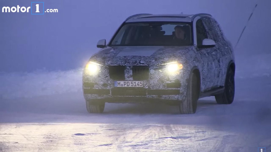 Listen Up: New BMW X5 Spied On Video Sounding Great