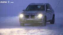 BMW X5 Spy Video