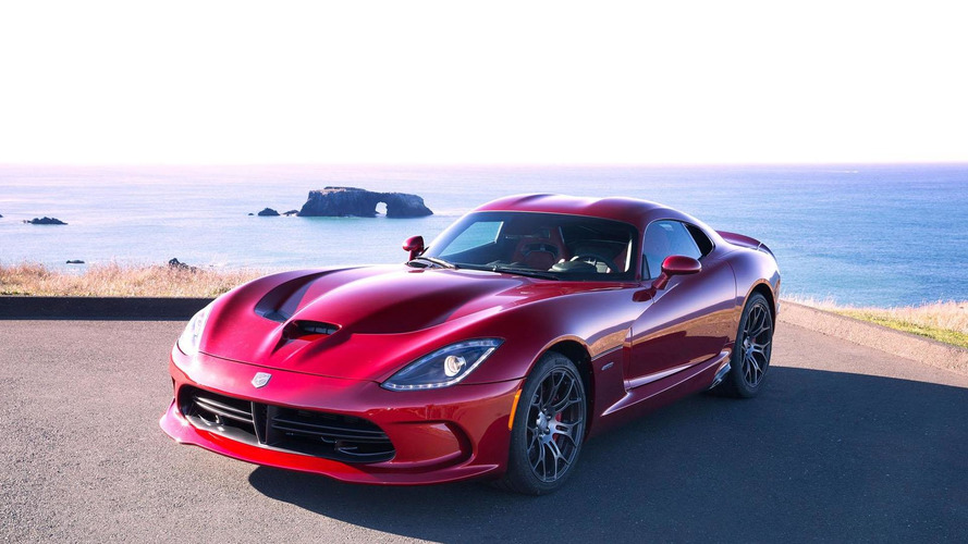 SRT Viper heads to Europe.... unofficially