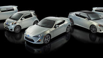 Scion 10 Series lineup 28.3.2013
