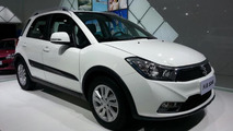 First-gen Suzuki SX4 facelift at 2013 Auto Shanghai