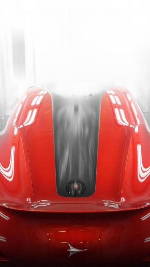 Icona Vulcano teased again ahead of Auto Shanghai arrival