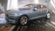 2016 Volvo S90 scale model