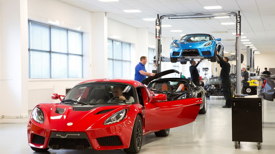 First Detroit Electric SP:01 production car completed at UK factory